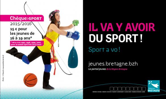Chèques Sport 2015-2016