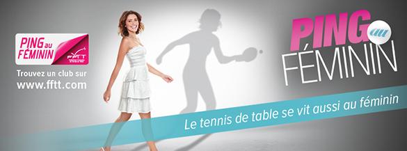 Ping au féminin