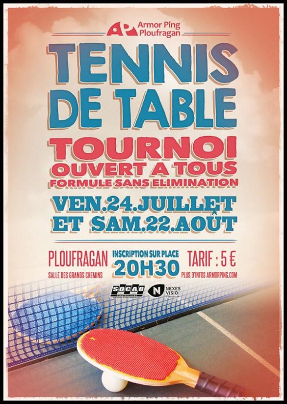 Tournoi De Tennis De Table